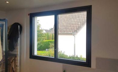 Fenêtre aluminium Franconville