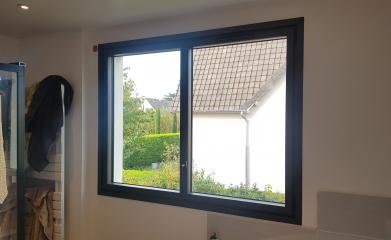 Fenêtre en PVC
