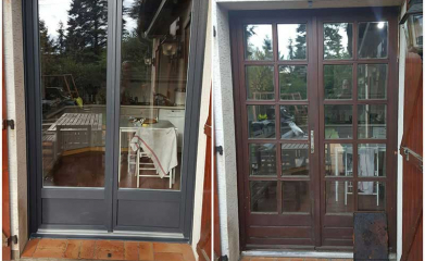 Fenêtre en PVC 7016